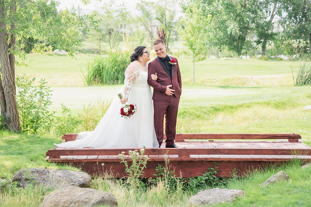 Taylor and Micaela's Reno Wedding at Red Hawk Golf Course by Reno Tahoe Photographer