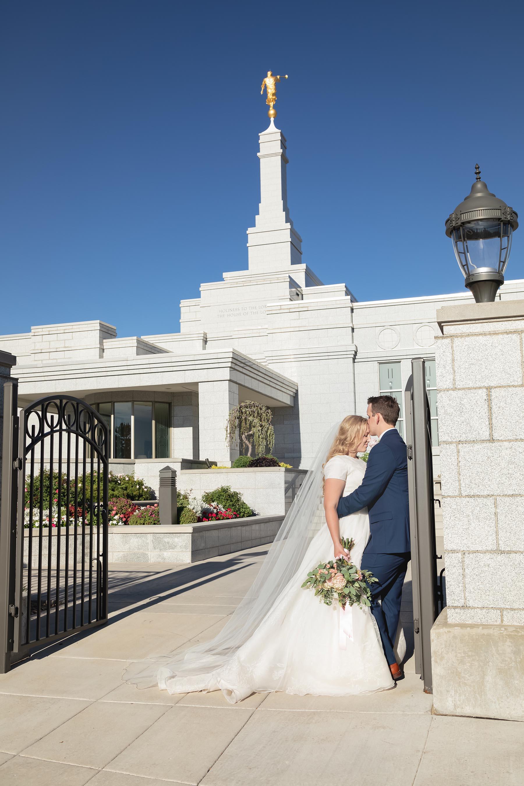 Christian and Ali's Reno LDS Temple Wedding by Reno Tahoe Photographer