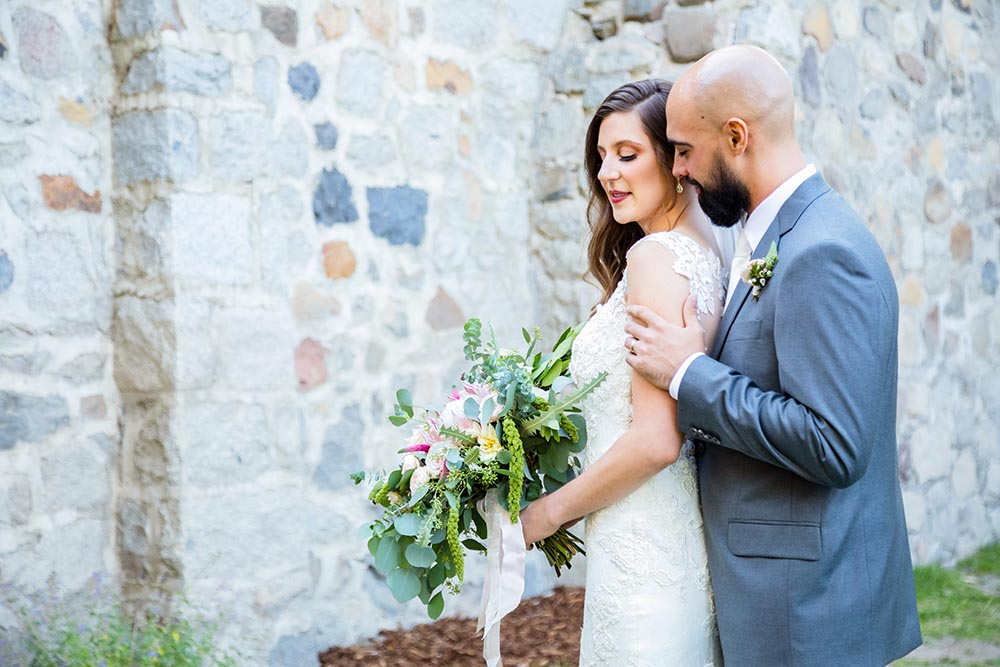 Nathan and Vanessa's Galena Creek Wedding by Reno Tahoe Photographer