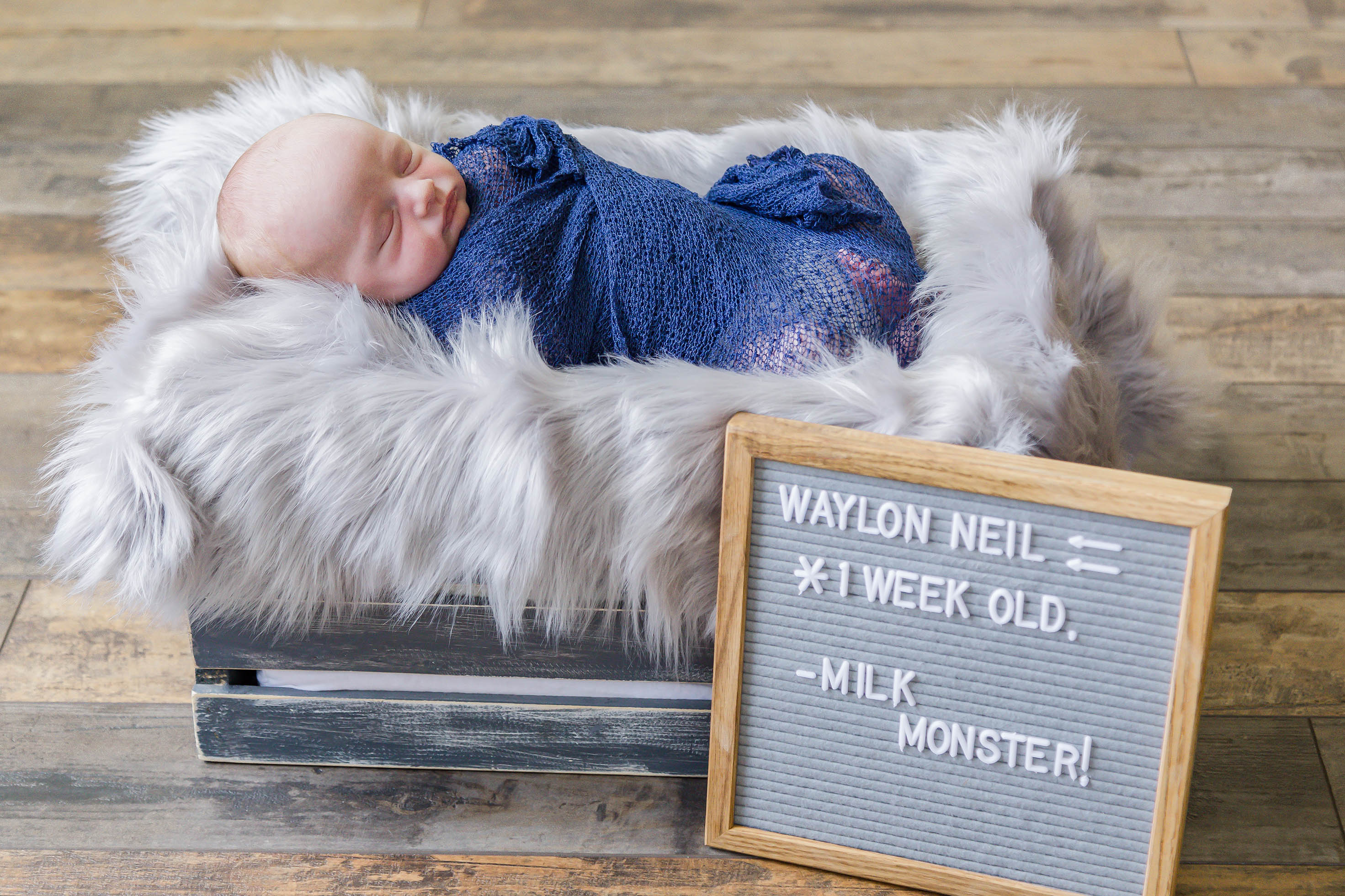 Reno Newborn Photography with Baby Waylon by Reno Tahoe Photographer