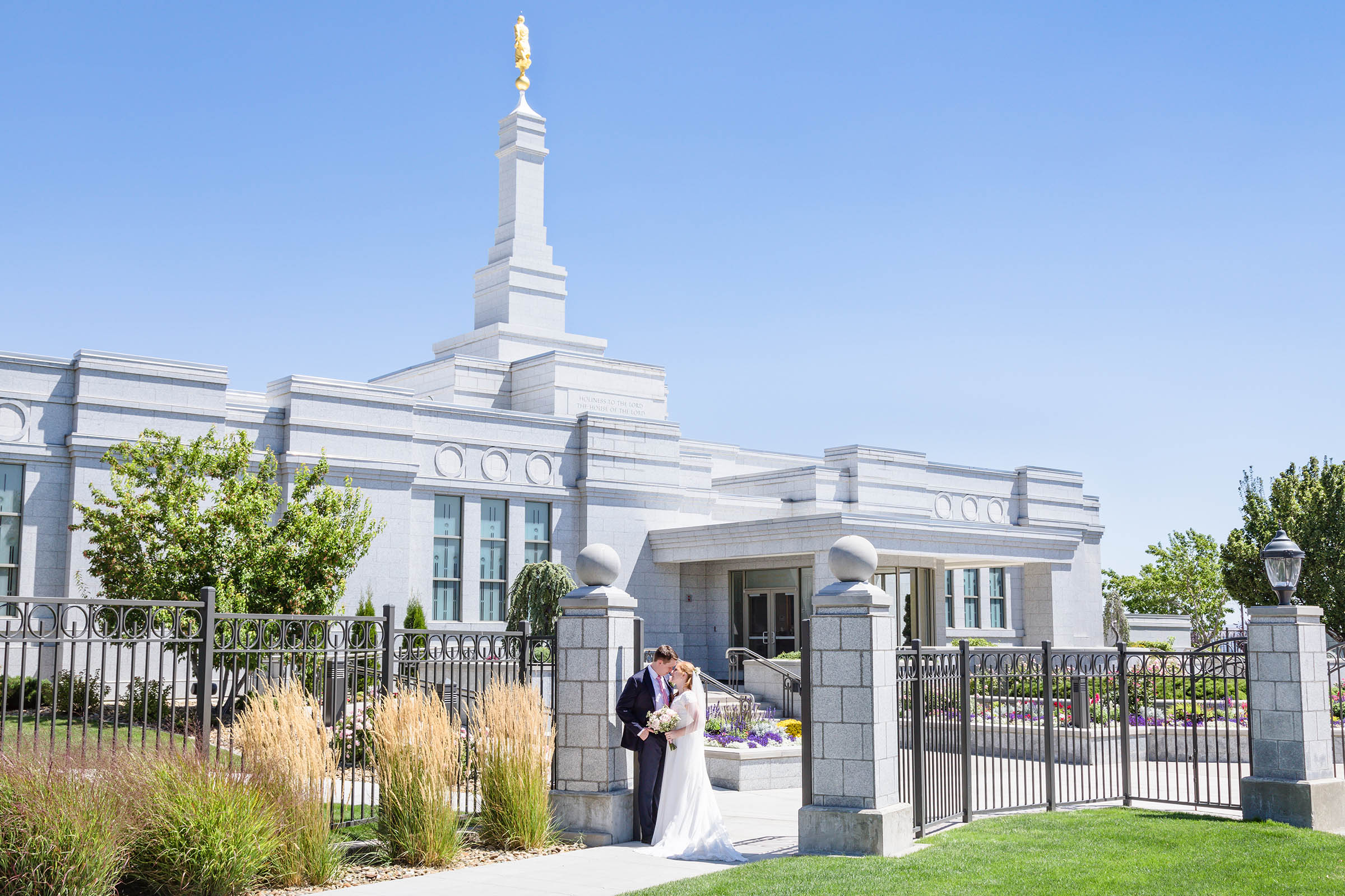 Reno LDS Temple Wedding with Jonah & Sheli by Reno Tahoe Photographer
