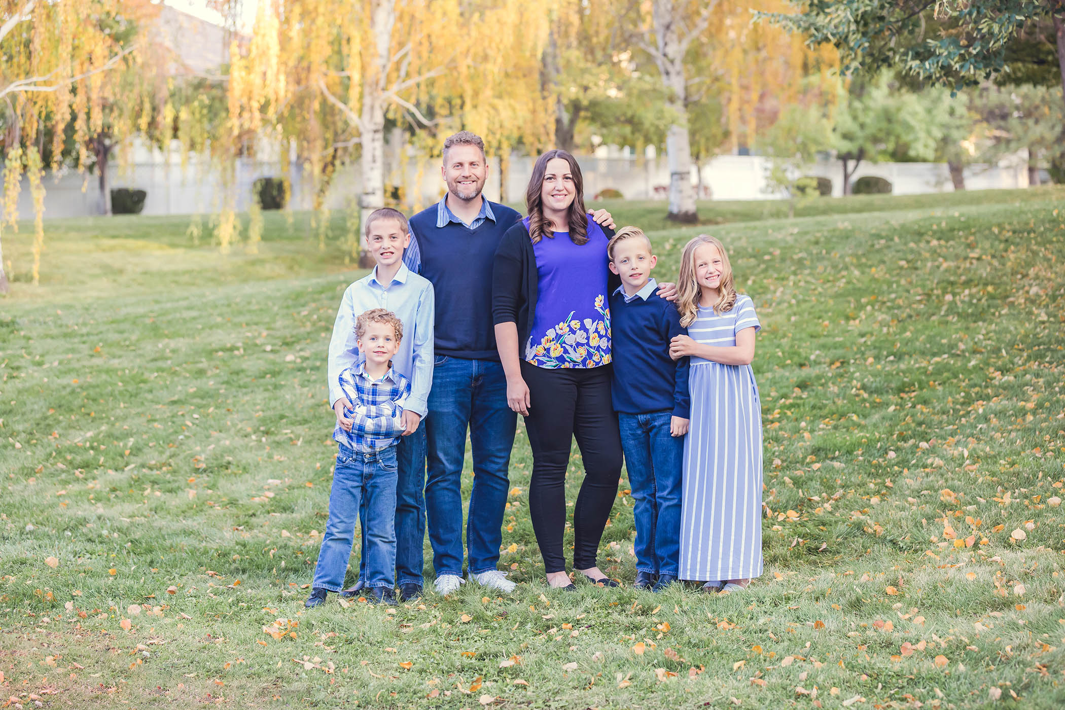 Reno Nevada Family Photo Session