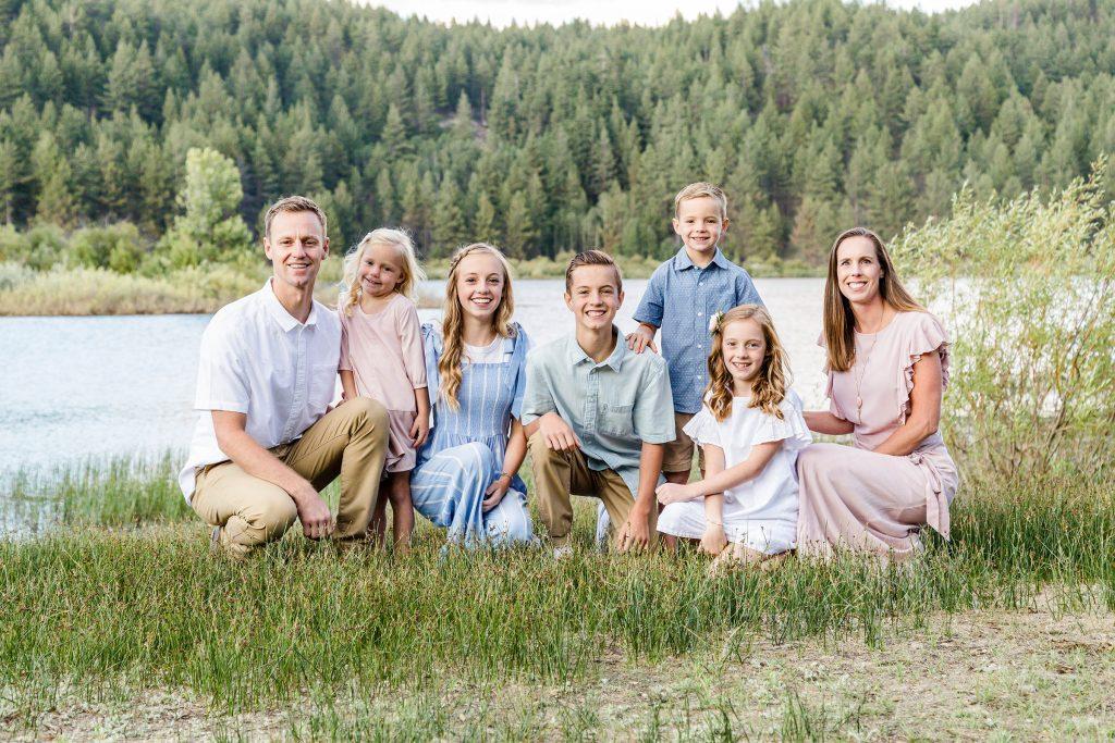 lake tahoe family photos